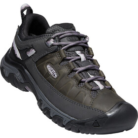 Keen Targhee III WP Shoes Dame black/thistle